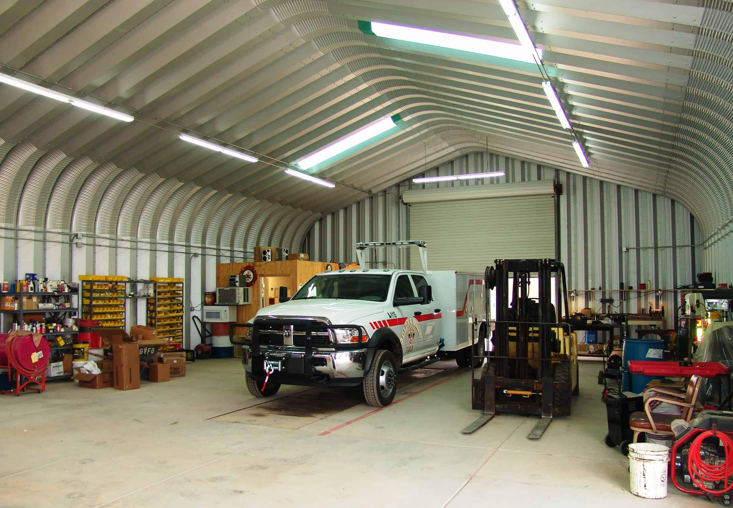 Apparatus Repair Facility