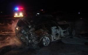 2014 03-17 MVA - Car Fire Shinarump & Aztec Rd (5-a) O'Donohue