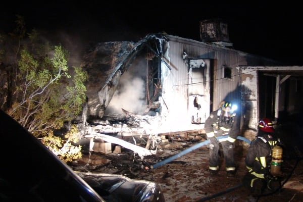2015 01-23 Structure Fire Tangerine Rd - O'Donohue (01) a