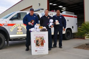 GVFD Toys For Tots
